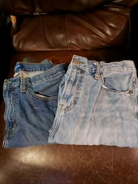 Lot of 2 pairs of men's jeans-great deal!