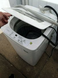 white and gray Arcelik front load washing machine North Bergen, 07047