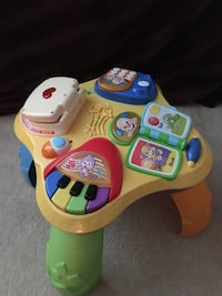 Fisher price laugh and learn puppy and friends learning table Pikesville, 21208