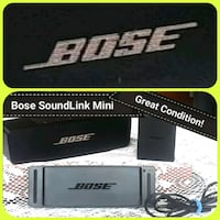 Bose SoundLink II Wireless Bluetooth Speaker w/ Charger Floral City, 34436