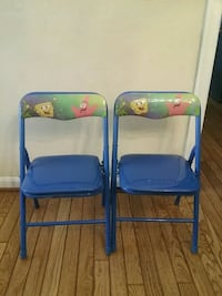 Children's Sponge Bob folding chairs Manassas, 20110