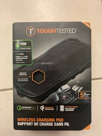 TOUGHTESTED Wirless Charging Pad Vancouver, V5R 6H4