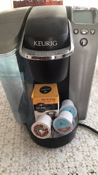 black and gray Keurig coffeemaker Springfield, 22150