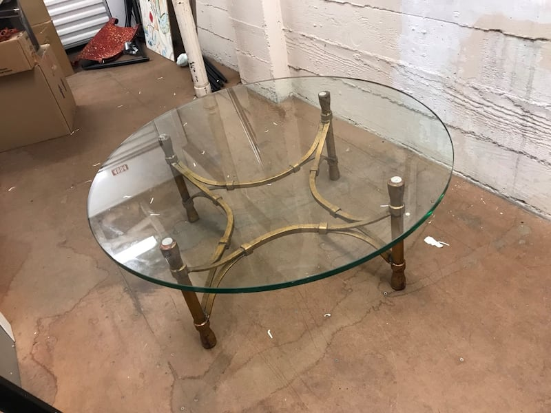 1940s glass coffee table 9926668e-4055-4403-b592-dc4068a2d849