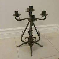 Candle Holder  ( hold 5 candles ) Ontario, K8V 6N4