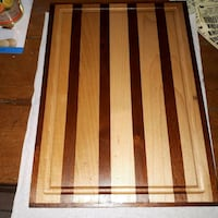 Mahogany and maple cutting boards for sale asking 100$ East Gwillimbury, L9N 1J7
