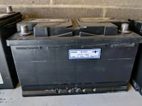Used Top post car battery  Division No. 6, T1X 0K1