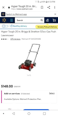Hyper Tough Mower Channelview, 77530