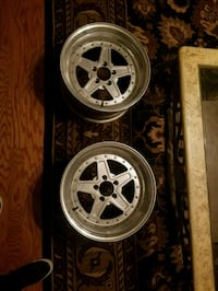17x11 light-weight Bogart RT drag wheels Gretna, 70053