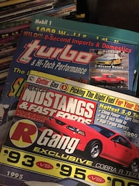 Classic Muscle Car Magazines
