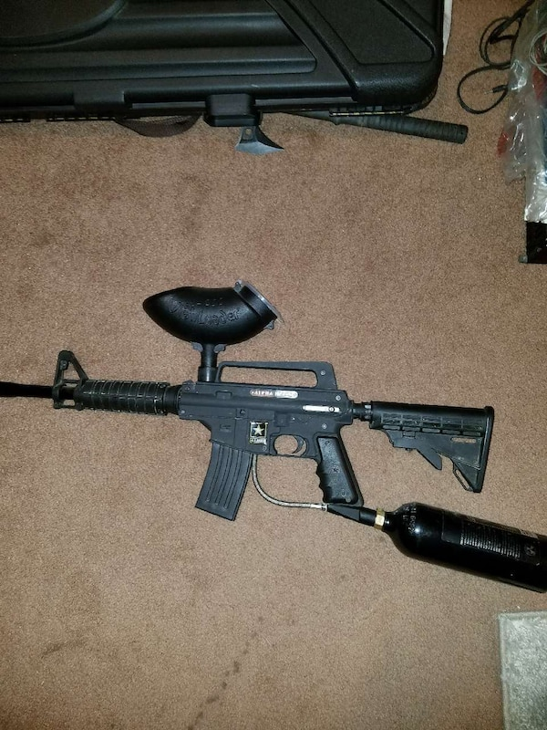 US Army Paintball Gun