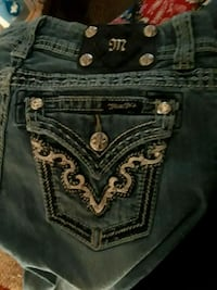 black Miss Me denim bottoms Raytown, 64133