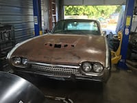 Ford - Thunderbird - 1963 605 mi