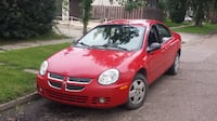 2005 dodge sx 2.0 at 113000km!! Edmonton