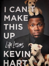 Kevin Hart I Can't Make This Up Book Woodbridge, 22193