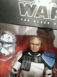 "Star wars black series 6"" Rex Richmond Hill, L4C 0H9"