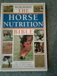 The horse nutrition bible East Greenbush, 12061