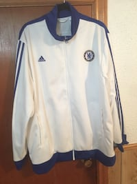 Men's Chelsea soccer FC zip up track top jacket Mississauga, L5L 1T7