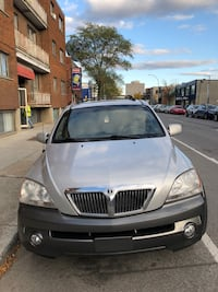 Kia - Sorento - 2005 must see ready for winter Laval