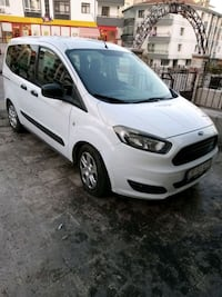 2014 Ford Tourneo Courier Journey 1.5 L TDCI 75PS TREND Ufuktepe