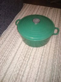 Le Creux Dutch Oven Vintage pot