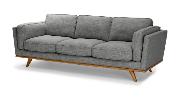 Used Article Timber Sofa For Sale In Queens