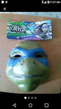 Ninja Turtle child mask (new) Oakland, 94601