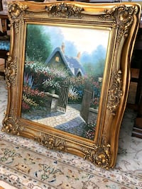 Painting with frame Richmond Hill, L4E 3Z1
