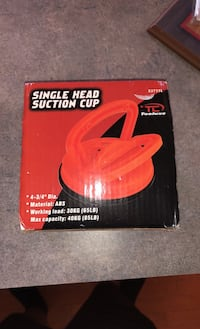 Single head suction cup