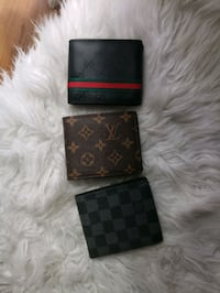 Mens wallets brand new
