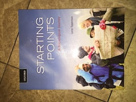 Starting Points - A Sociological Journey