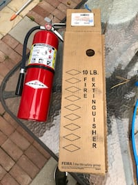 10 Lbs Fire Extinguishers 45 km