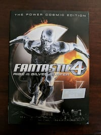 Fantastic 4: Rise of the Silver Surfer DVD New Port Richey, 34654