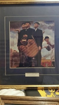 plus many more NORMAN ROCKWELL FRAMED ART Lampe, 65681