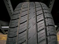 Set of used 205/55r16 different brands