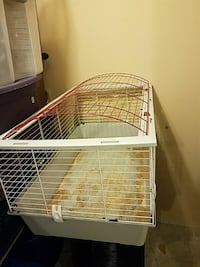 Used Small Rodent Cage