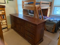 Waist high Chest of drawers