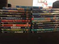 Lot of Disney Movies