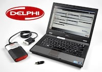 Delphi Diagnose program, fullversjon!  Haugesund