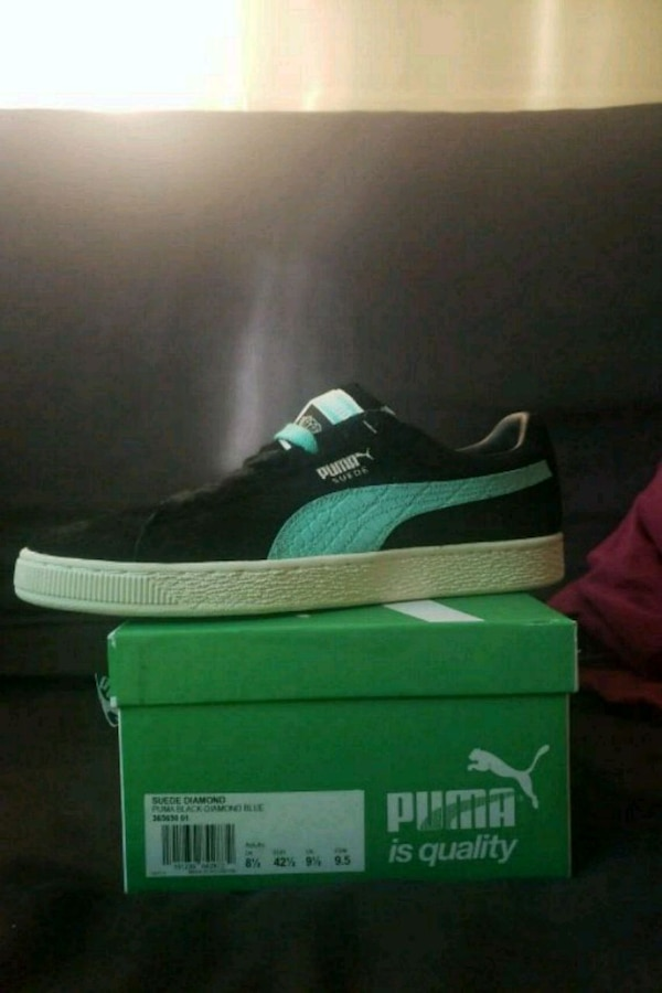5fab6e7be23c Used Suede diamond pumas for sale in West Jordan - letgo