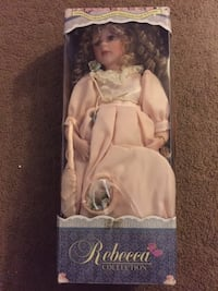 Rebecca Collection Doll