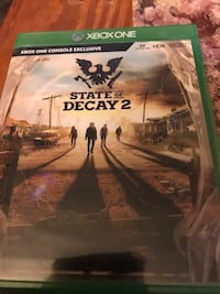 Xbox One State Of Decay 2 Baltimore, 21226