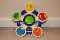 Baby Sesame Street silly sound toy  Lorton