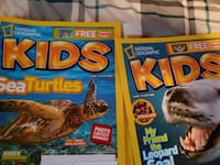 44 National Geographic Kids. Redford Charter Township, 48239