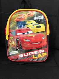 Disney/Pixar Car backpack. West Haven, 97225