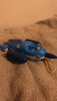blue and black plastic toy El Paso, 79924