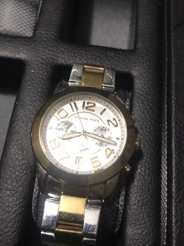 Michael Kors Watch gold and silver
