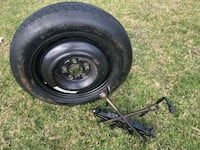 Spare Tire / Jack / Lug Wrench