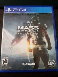 Mass effect Androleda Deluxe Edition