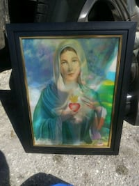 Mary picture has three different pictures in it Fort Myers, 33907